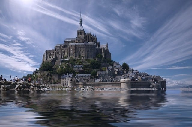 mont saint michel france normandy europe - What Does It Take to Win Big at Casinos?