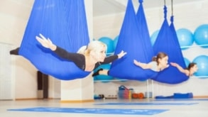 Aerial Yoga and Other Unique Exercises for a Healthier Body