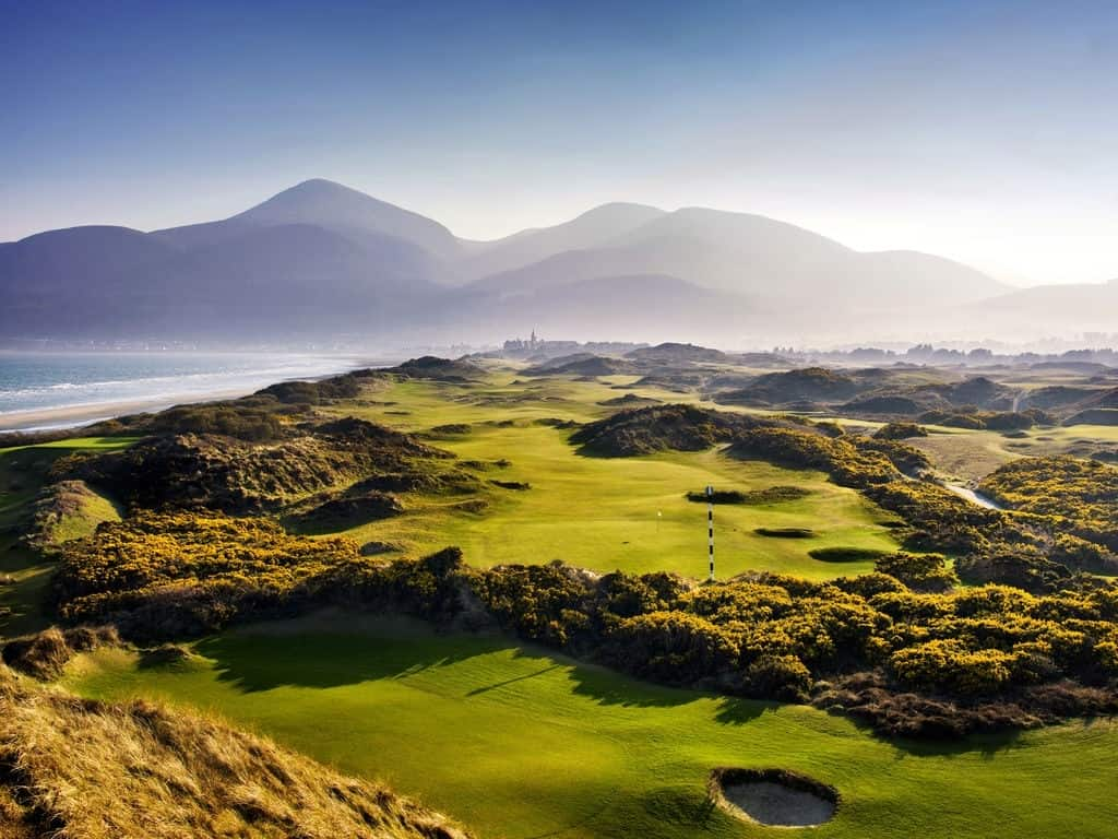 Royal County Down 1024x768 - The Top 5 Best Belfast Golf Courses