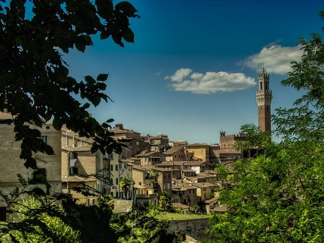 city village italy town - 5 Mouthwatering Foodie Breaks in Europe