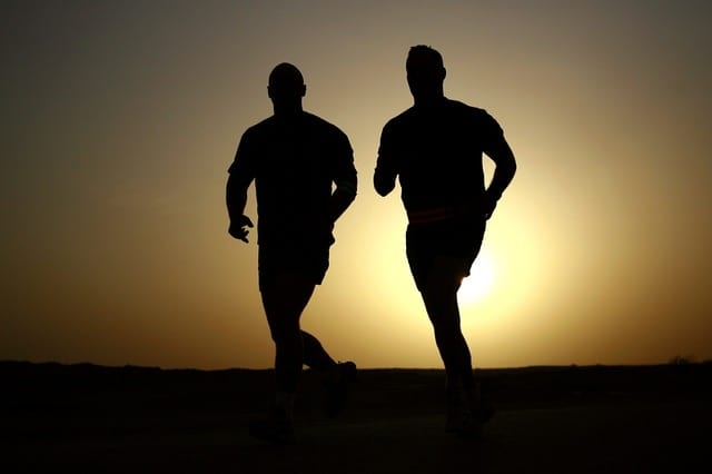 runners silhouettes athletes fitness 39308 - Top Tips For Starting Long-Distance Walking