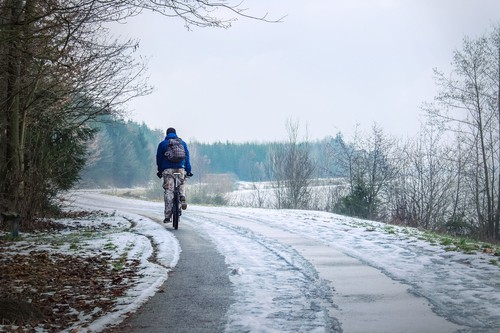 winter - Winter Cycling Survival Guide: 10 Tips to Keep You Safe on the Road