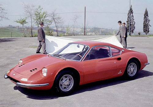 Dino 206 - Timeless classics: The coolest cars of all time