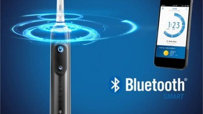 The Smart Toothbrush: New Oral-B Genius Pro 8000