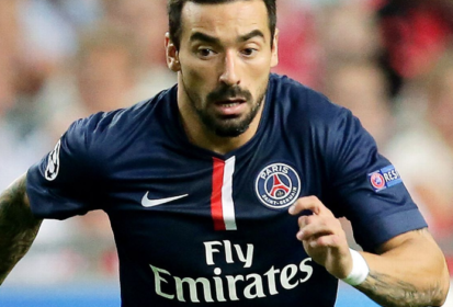 The Best Paid in the World is Lavezzi!
