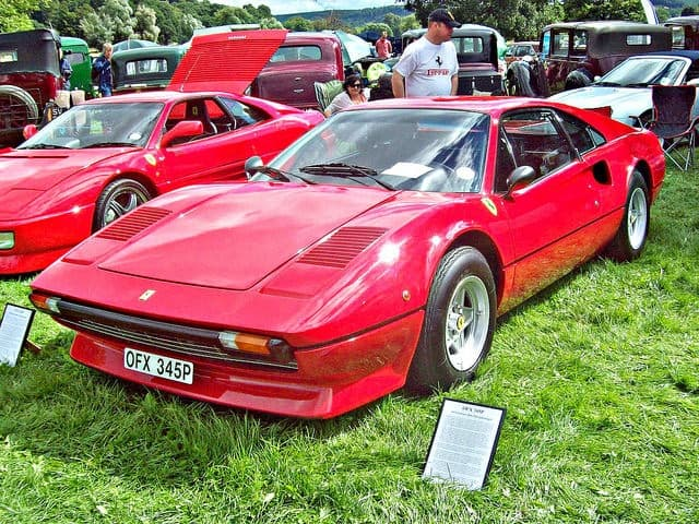 23101918746 a978175951 z - A Fast Look On All Time Favourite Ferrari Models