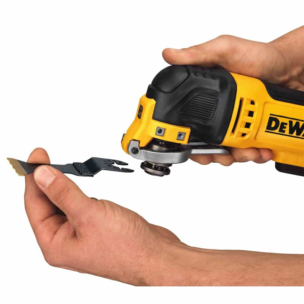 2 dewalt power oscillating multitool - Essential power multi-tools and why you should own one