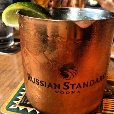 What Would Happen If You Put the Moscow Mule in a Glass/ Silver/ Gold Mug?
