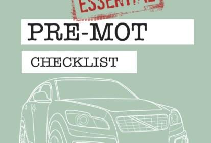 Pre-MOT Checklist