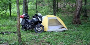 Motorcycle Camping: Facts & Fallacies
