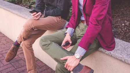 A Look at the Latest Men's Fashions for 2017