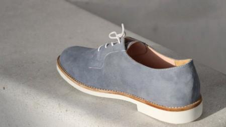 Gambino Alliance Derby Shoe Kickstarter Launch