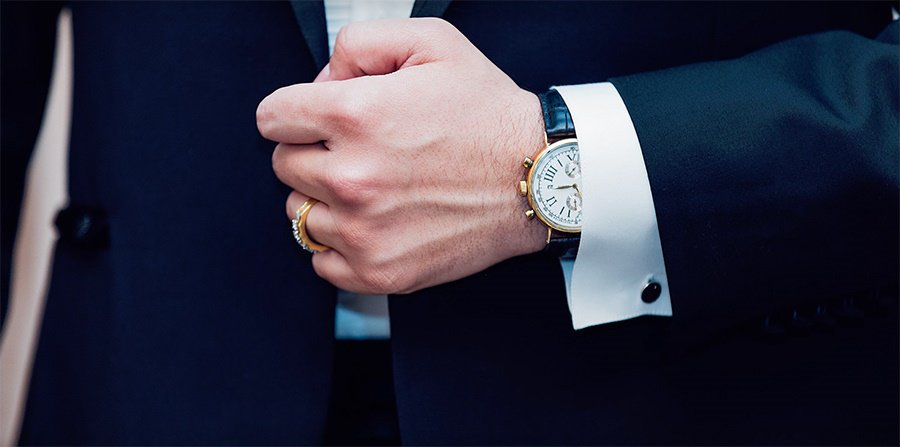 reasons to wear a watch - 5 Compelling Reason Why Every Man Should Wear A Watch