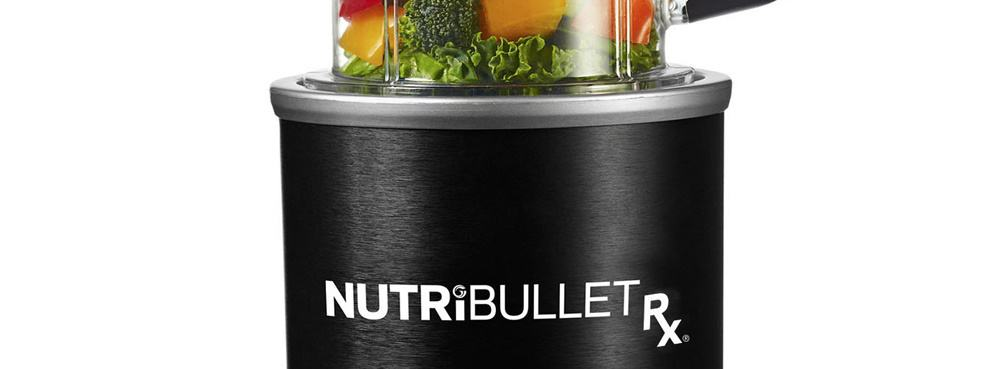 3 nutri bullet - It's a Man's World: 17 Essential Kitchen Items for Your Bachelor Pad