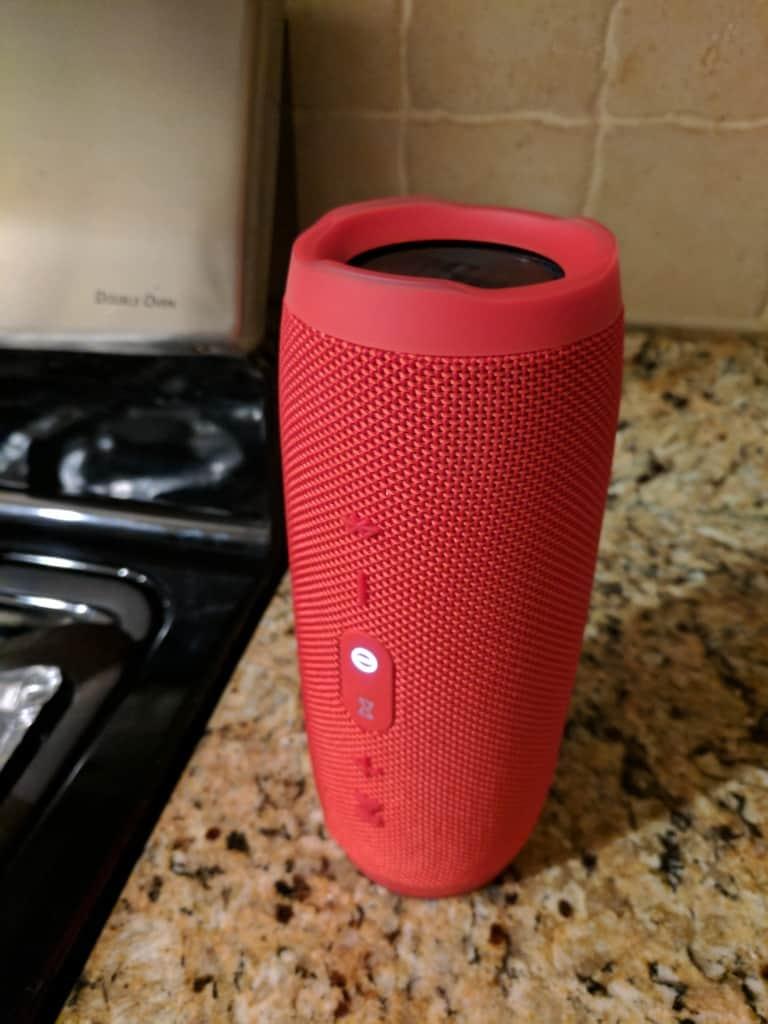 JBL Charge 3 Waterproof Portable Bluetooth Speaker