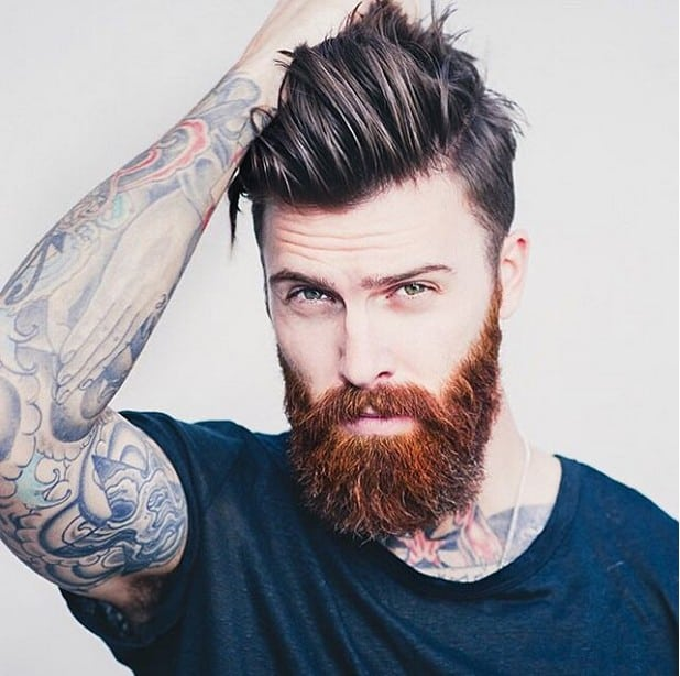 Amazing Is The Beard Trend Over Or Still At Its Peak The Aspiring Gentleman Natural Hairstyles Runnerswayorg