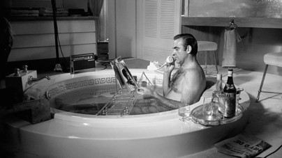 007 Health Benefits Of Showering Like James Bond