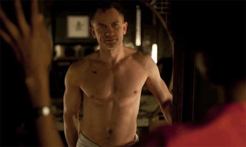 james bond shower 2 - 007 Health Benefits Of Showering Like James Bond