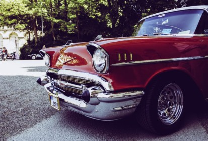 Counting Up The Costs Of Owning A Classic Car