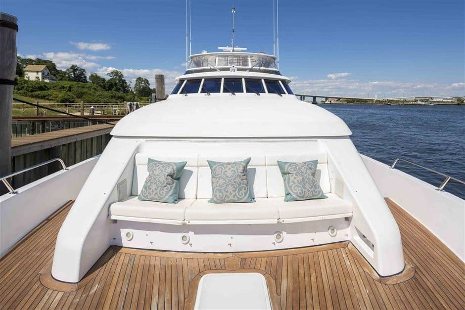 2 4 - Own Hatteras perfection with M/Y NICOLE EVELYN for sale
