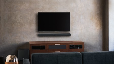 The JBL Cinema SB 450 4K Ultra-HD Soundbar For Your Man Cave