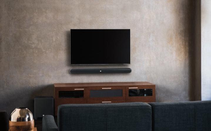 The JBL Cinema SB 450 4K Ultra-HD Soundbar For Your Man Cave