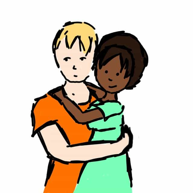interracial 213698 640 - The Five Types Of Interracial Couples