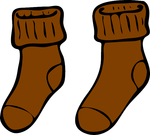 socks 310898 640 - Types And Materials Of Brown Walking Socks