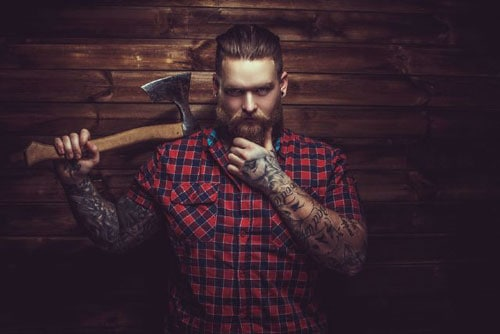 4 the lumberjack - 5 Types Of Modern Men And The Things That Define Them