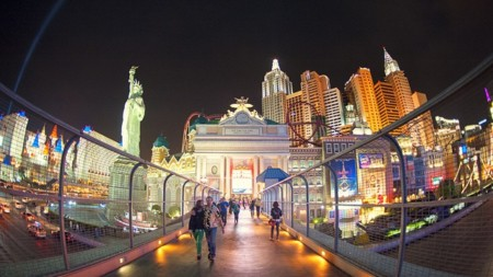 A Gentleman's Guide to Having a Good Time in Las Vegas