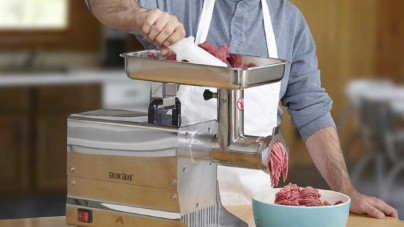 Gentlemen & Meat Grinders: Master A New Way Of Cooking