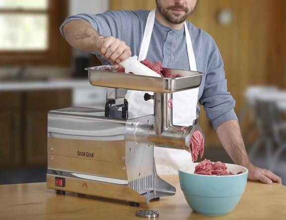 Gentlemen & Meat Grinders: Master A New Way Of Cooking