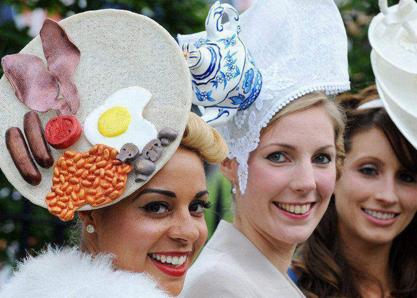 women - How to Behave at Royal Ascot