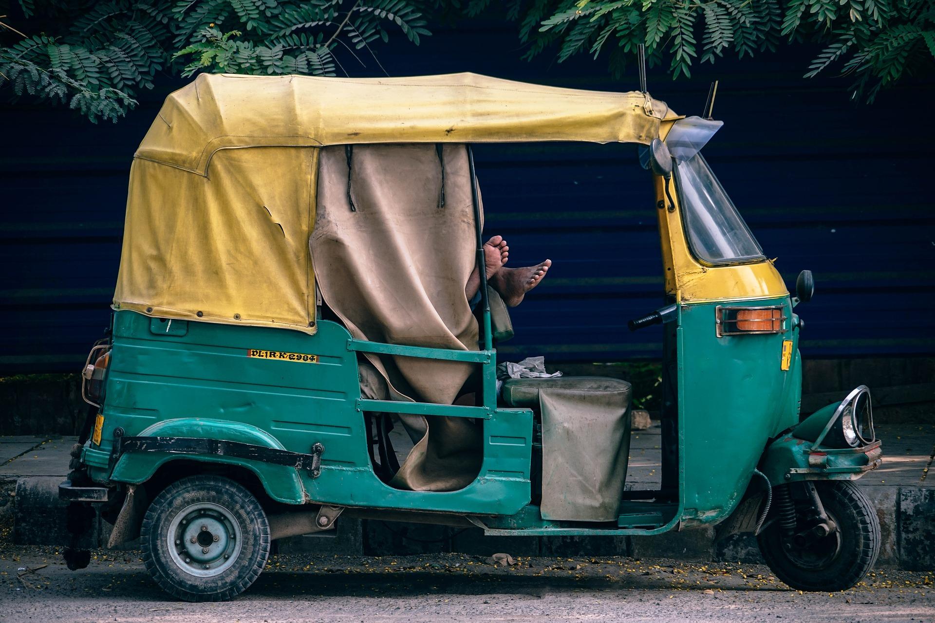 Asian Taxi