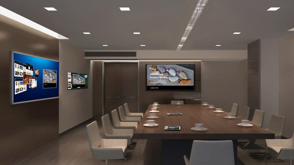 interior design 828545 1024x576 - Video Conferencing – Taking the Team Huddle Across the Globe