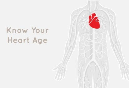 Men's Health: Knowing your Heart Age