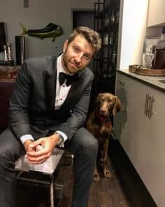 Brett Eldredge - A Gentleman's Guide to Fall Style, With Tips From The Best-Dressed Men In Country Music