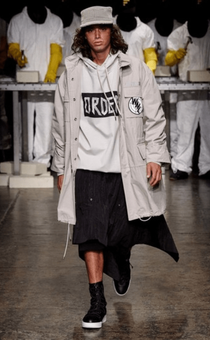 Form and Function Public School s 2017 Spring Mens Wear Collection - Hot Streetwear Trends That Aren't Going Anywhere
