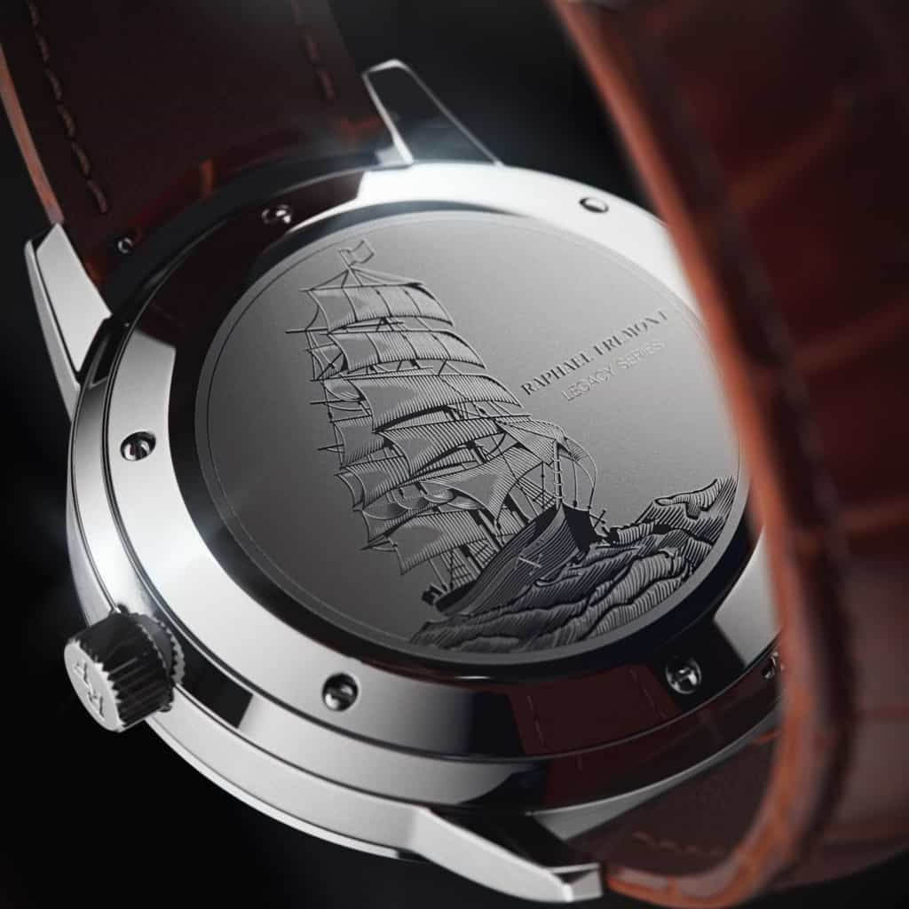 Legacy Series Watch 1024x1024 - Exclusive: First timepiece by new Swiss-Made brand Raphael Frémont