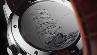 Exclusive first look at Legacy Automatic luxury watch by Raphael Frémont