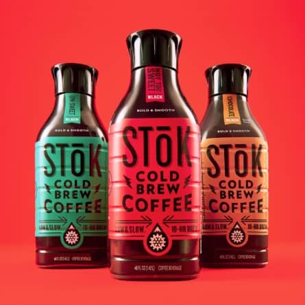 Stok Cold Brew Iced Coffee