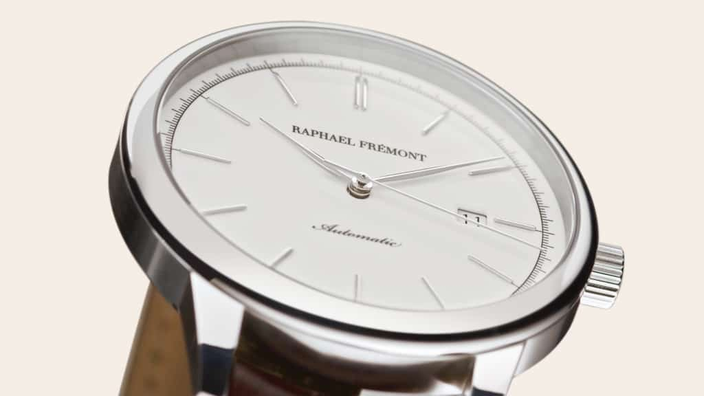 Raphael Frémont 1024x576 - Exclusive: First timepiece by new Swiss-Made brand Raphael Frémont