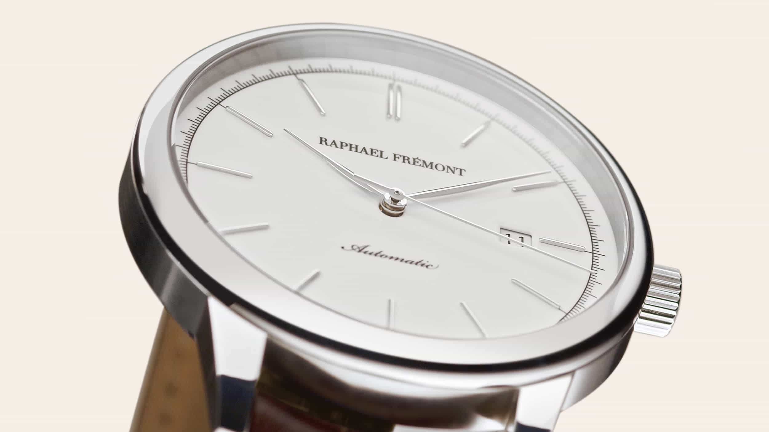 Raphael Frémont - Exclusive: First timepiece by new Swiss-Made brand Raphael Frémont