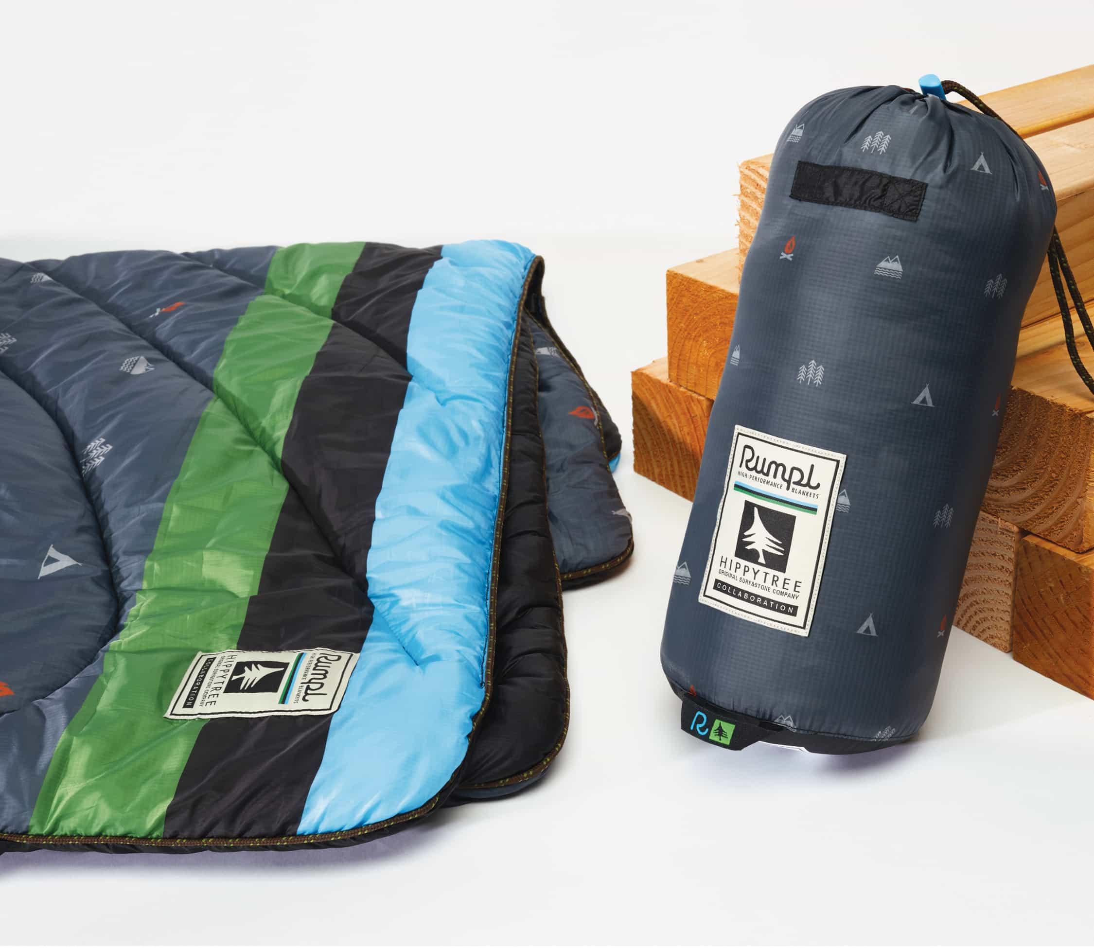 2138 rumpl legends hero 02 highres - The Rumpl Hippy Tree Puffy Blanket – Camping Essential