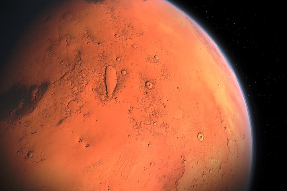 8 land on mars - Eight Birthday Ideas for the Man Who Has Everything
