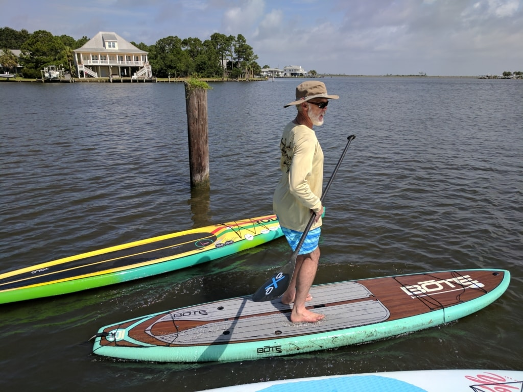 Stand Up Paddleboarding 1024x768 - Raw Travel In Sweet Home Alabama
