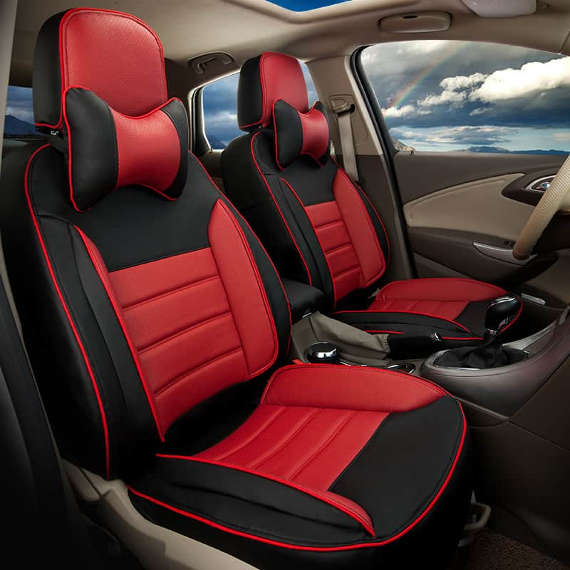 seats - Five Ways to Customize your Car Without Looking Cheap