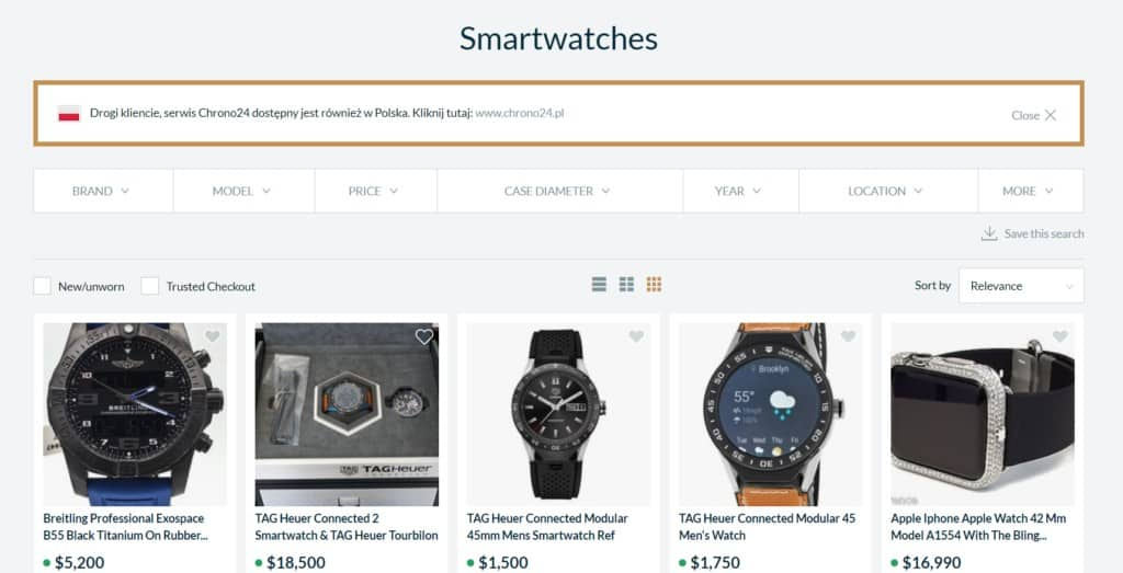 smartwatches 1024x523 - How to Choose a Watch as a Gift for an Aspiring Gentleman