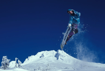 Say 'Snow Long' to Your Winter Blues By Trying Snowboarding
