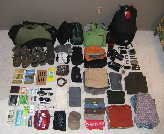 3901947716 1b9369bd40 z - How To Pack Like A Boss